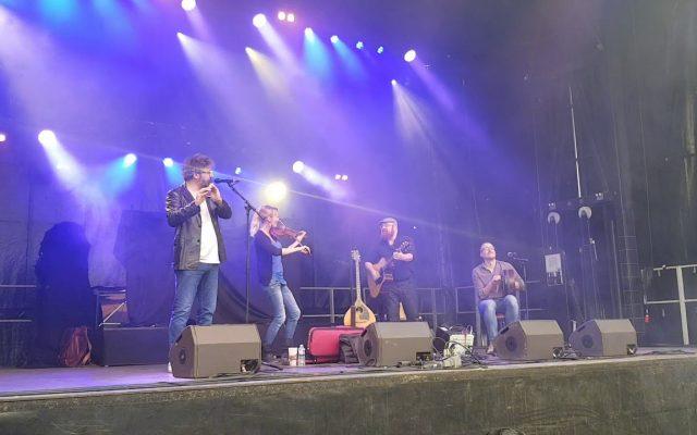 Cooleys reel, Stage Rèpublique, FIMU 2018